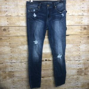 New articles of society ankle skinny jeans